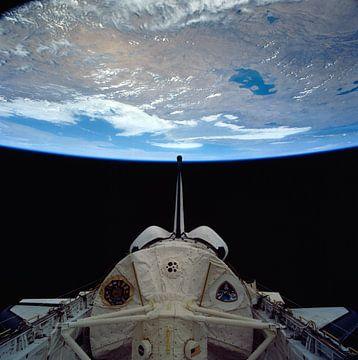 Space Shuttle Columbia auf der Ganzen Welt von Digital Universe