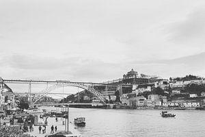 Brug Dom Luis II, Porto van Annemarie Rikkers