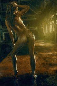 Shabby Erotic von Katz MatzArt