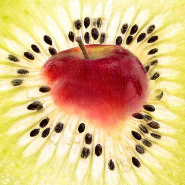 appel-kiwi duo van Klaartje Majoor