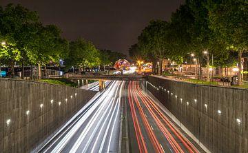 Car Trails von Stefan Vlieger