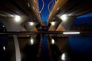 Juliana-Brücke Zaandam- Zaandijk