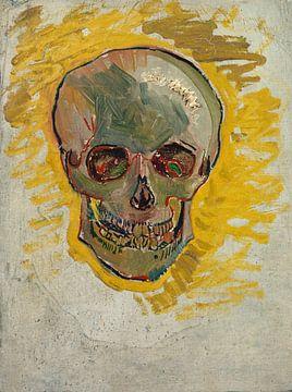 Studie eines Schädels, Vincent van Gogh