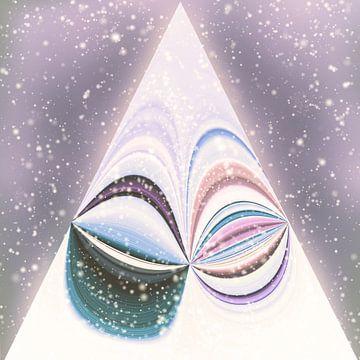 Sneeuwuil van Christine Nöhmeier