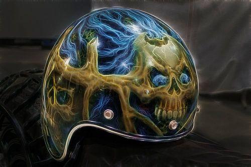 Helm uit de  Hel