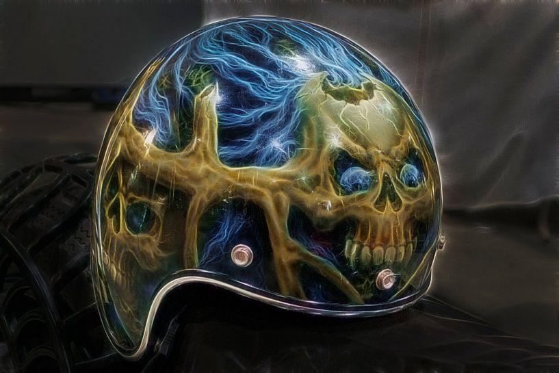 Helm uit de  Hel van Wouter Kok