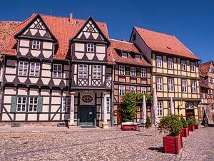 Altstadt von Quedlinburg im Harz von Animaflora PicsStock