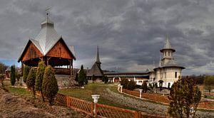 Het 'Holy Trinity'-klooster