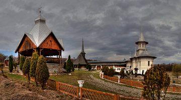 Het 'Holy Trinity'-klooster von Jack Tol