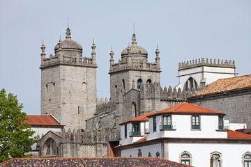 Kathedrale Se do Porto, Porto, Distrikt Porto, Portugal