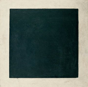 Kazimir Malevitsj, Schwarzes Quadrat, 1932