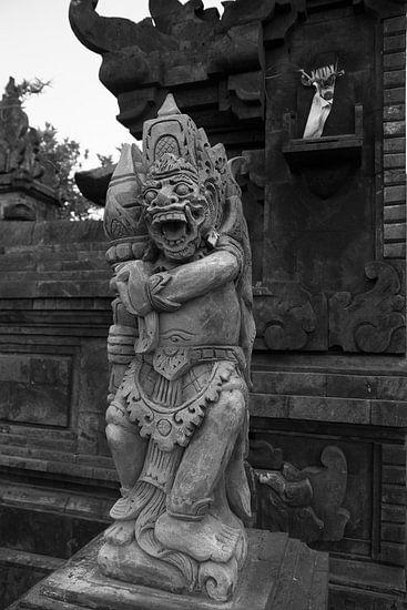 Beeld uit Bali van Jan van Kemenade