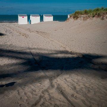 Zomer aan de Belgische kust van Rene  den Engelsman