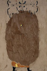 Paul Klee, Wüsten Räuber, 1938