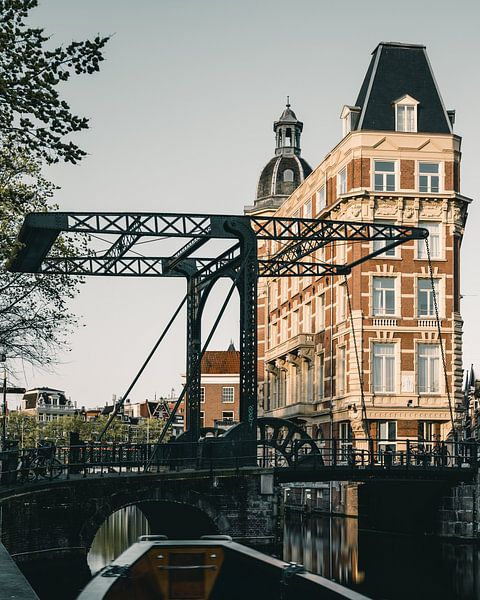Amsterdam, Netherlands van Lorena Cirstea