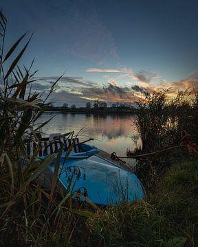 Das verlorene Boot von Wesley Kole