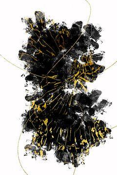 Abstrakte Malerei Nr. 44 von Melanie Viola