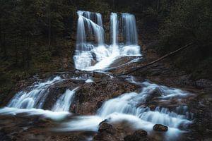 Weißbach watervallen van Steffen Peters