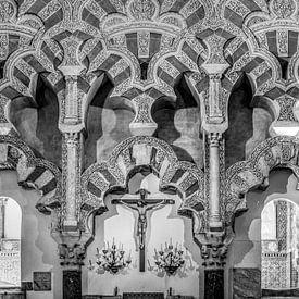 La Mezquita de Cordoba&quot ; ou la mosquée de Cordoba sur Harrie Muis