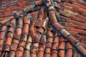 Oud dak van Rob Walburg
