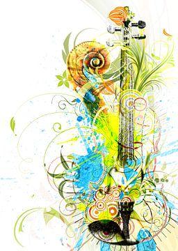 Violin von Peter Baak