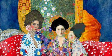 Dames van Klimt van Nicole Roozendaal