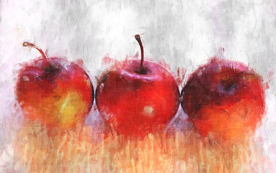 Apfel trio van Rosi Lorz