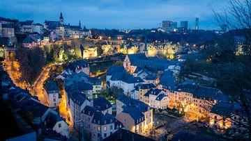Luxemburg stad van
