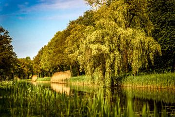 Almelo Nordhorn kanal von Freddy Hoevers