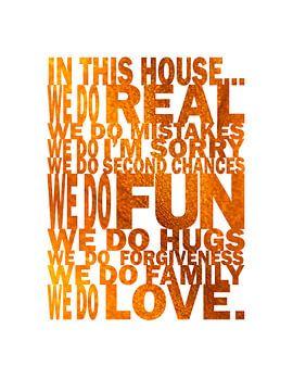 In This House van coBec (E Beckker)