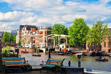 Amsterdam Amstel-Nieuwe Herengracht sur martien janssen