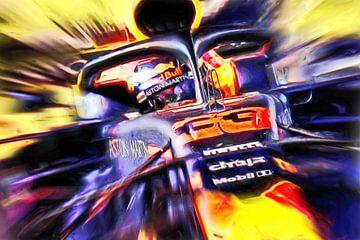 Verstappen #33 van Jean-Louis Glineur alias DeVerviers