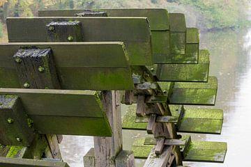 Mallumse watermolen in Eibergen van Tonko Oosterink