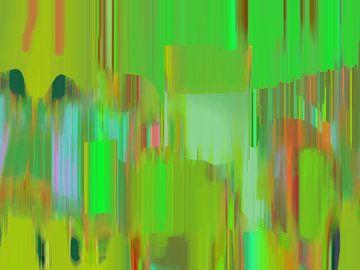 Green Of Eden van Judith Robben