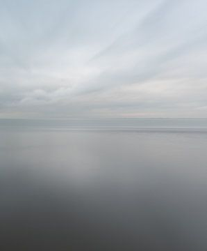 Stille am Horizont (6) von Caro Hum