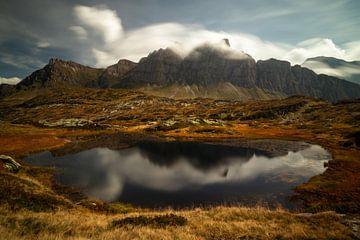 Traumlandschaft Bernardinopass - Graubünden - Schweiz