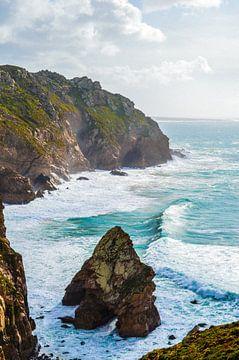 Cabo da Roca au Portugal sur Eline Slijkhuis