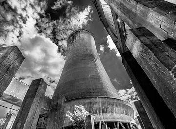 Kühlturm von Olivier Van Cauwelaert