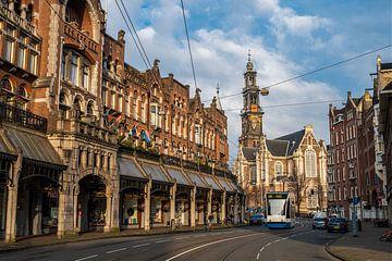 Westertoren Raadhuisstraat Amsterdam (Westertoren Raadhuisstraat Amsterdam) von Arno Prijs