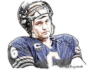 Football américain - Denver Broncos sur Natasja Tollenaar