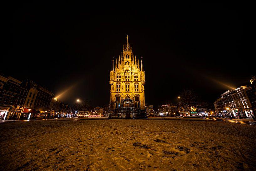 Stadhuis van Gouda van Eus Driessen
