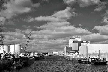 Industrieller Kanal von Raúl Klunder