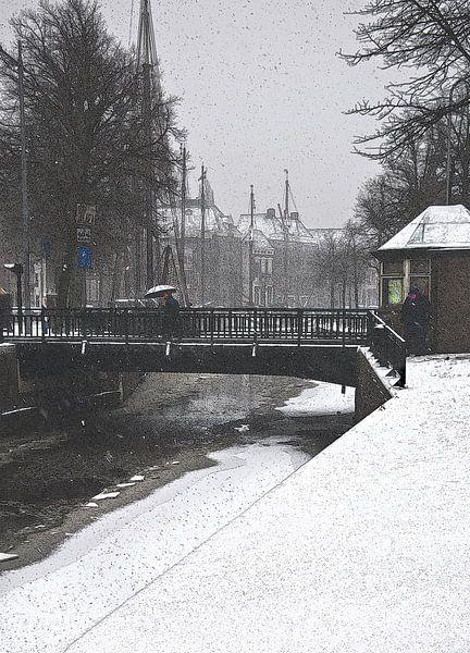 Groningen Hoge en Lager Aa