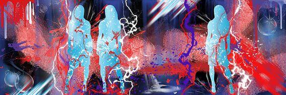 Girlpower 1 van Lida Bruinen