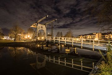 Huigbrug Leiden von Dirk van Egmond