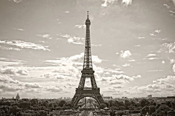 De Eiffeltoren van Kramers Photo