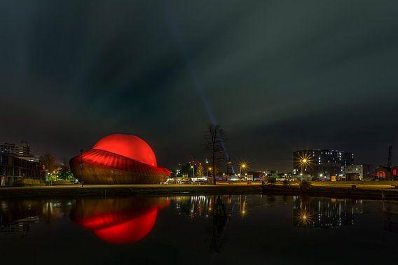 Nacht Infoversum Groningen