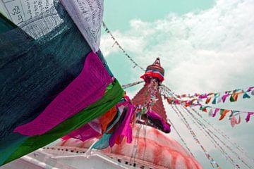 Reflections of Nepal van Studio Voorpret