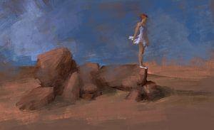 Desert ballet