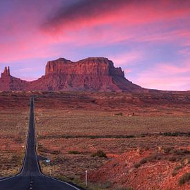 Monument Valley van Reinier Snijders